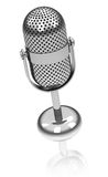 The microphone Stock Images