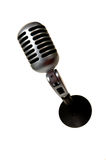 Microphone de cru Photo stock