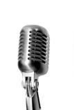 Microphone de vintage photos stock