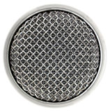 Microphone detail  Stock Image