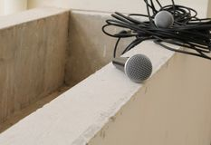 Microphone dynamic Stock Photography