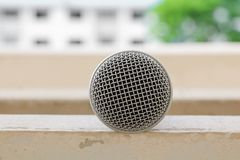 Microphone dynamic Stock Photo
