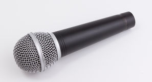 Microphone dynamique photographie stock