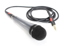 microphone dynamique Photos stock