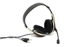 Microphone Headset Royalty Free Stock Image