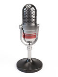 Microphone icon Stock Images