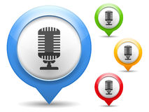 Microphone Icon Royalty Free Stock Image