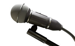 Microphone Isolated Stock Photography