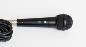 Microphone for Karaoke. Stock Photography