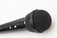 Microphone for Karaoke. Stock Photos