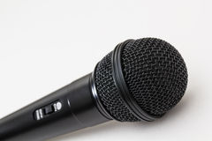 Microphone for Karaoke. Royalty Free Stock Photography