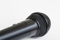 Microphone for Karaoke. Royalty Free Stock Photos