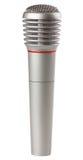 Microphone métallique photos libres de droits