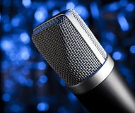 Talking about the blues Royalty Free Stock Photos