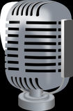 Microphone, Mic, Broadcast Royalty Free Stock Photography