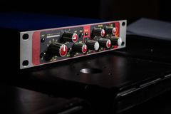 Microphone Preamplifier Royalty Free Stock Photo