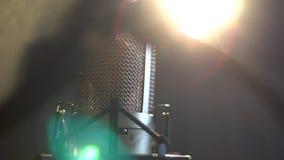Microphone professionnel de studio de condensateur, Concept-2 musical clips vidéos