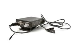 Microphone sans fil Photo stock