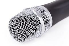 Microphone sans fil Images libres de droits