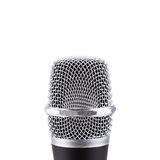 Microphone sans fil Photographie stock
