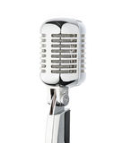 Microphone for speeches, speech, singing karaoke royalty free stock images