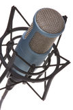 Microphone in stand Stock Image
