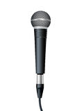 Microphone. Vector illustration Royalty Free Stock Images