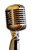 microphone vintage Στοκ Εικόνα