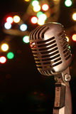 microphone vintage Στοκ Φωτογραφία