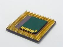 Microplaqueta de processador Foto de Stock