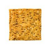 Microplaqueta de tortilha da batata doce fotografia de stock royalty free