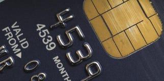 Microplaqueta do cartão Imagem de Stock
