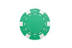 Microplaqueta do póquer Imagem de Stock