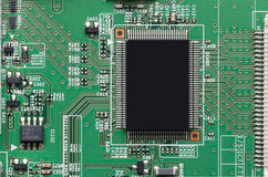 Semicondutor Foto de Stock