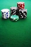 Microplaquetas Fotografia de Stock Royalty Free