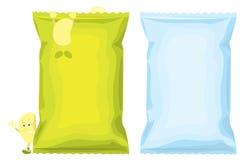 Microplaquetas Imagem de Stock