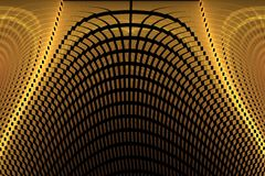 Microplaquetas da cortina do fundo Imagens de Stock