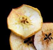 Microplaquetas de Apple Imagem de Stock Royalty Free