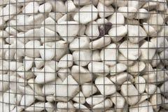 Microplaquetas de mármore decorativas pequenas Foto de Stock Royalty Free