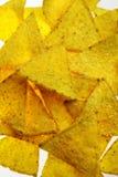 Microplaquetas de tortilha Imagem de Stock