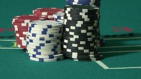 Microplaquetas do casino filme