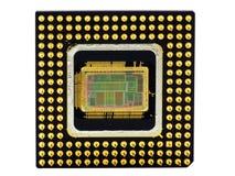 Microplaquetas e cartão imagens de stock