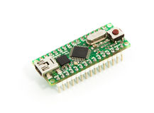 Microplate Lizenzfreies Stockbild