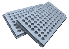 Microplates Stock Images