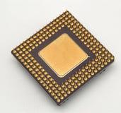Microprocesador Foto de archivo libre de regalías