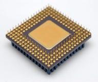 Microprocesador Imágenes de archivo libres de regalías