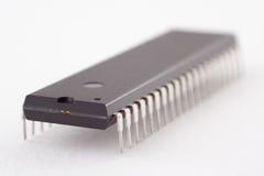 Microprocesador electrónico Fotografía de archivo