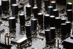 Microprocesadores fotos de archivo