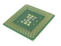 Microprocessador Imagem de Stock Royalty Free