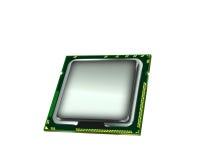 Microprocessador Imagens de Stock Royalty Free
